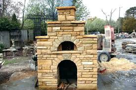 outdoor fireplace with pizza oven plans outdoor fireplace with pizza oven fireplaces ovens photo gallery combination