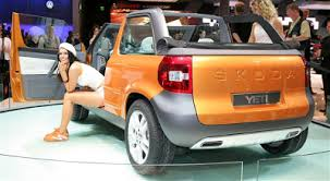 India Car News - Auto News India: Skoda Yeti Car