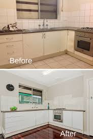 Easy Kitchen Renovation Kitchen Before And After Cosmetic Renovation By Renovating Made