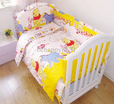 1 quilt 1 cover 1 matress 1 cover 1 pillow 1 cover 4 pers whole looking cover inner for winnie the pooh cot bedding