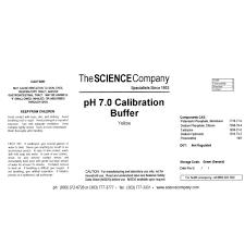 Ph Buffer Solution 7 0 16oz