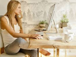 Items home office Decor Good Feng Shui Home Office The Spruce How To Feng Shui Your Home Office