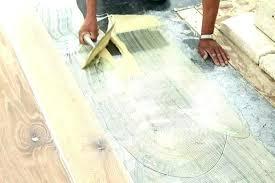 vinyl plank flooring on concrete slab how to install glue down over laying onto viny vinyl flooring over concrete for plank on installing