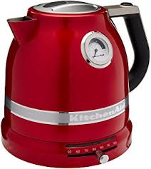 kitchenaid kettle. kitchenaid kek1522ca kettle - candy apple red pro line electric kitchenaid i