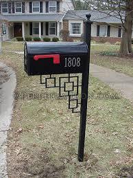 custom metal mailbox. Unique Mailbox Other Exquisite Custom Metal Mailbox Post 4 For T