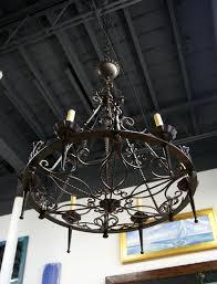 gothic chandelier wrought iron chandelier designs