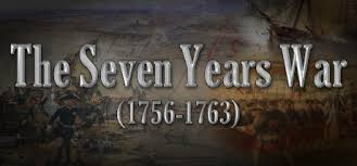 Image result for during the Seven Years War.