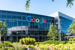 google office in usa.  Usa Googleplex  Google Headquarters In California Royalty Free Stock  Photography And Google Office Usa S