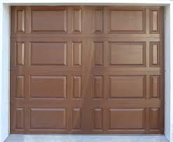 garage door wood lookwoodlookfiberglassgaragedoors