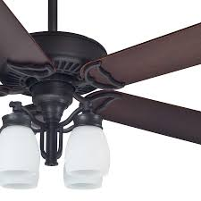 54 traditional great room maiden bronze finish 4 speeds ceiling fan with light fixture bronze ceiling fan