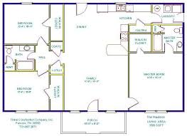 sweet design 1500 sq ft house ground floor plan 3 open plans with basements on home