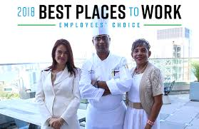 morrison wins 2018 glassdoor employees choice award compass group altogether great