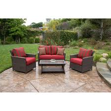 54 better homes patio set better homes and gardens englewood heights 4 piece patio timaylenphotography com