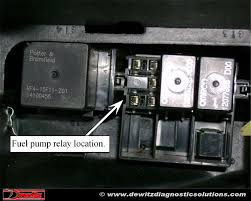 chevy lumina fuse box oldmobile bravada 4 3 has no fuel pressure no fuel pump operation no start no fuel 1999 chevy blazer fuse box