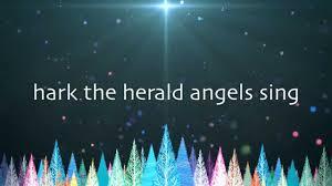 hark the herald angels sing background. Hark The Herald Angels Sing Lyrics Austin Stone Throughout Background