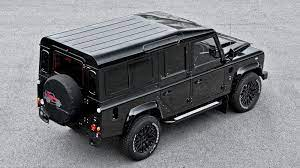 Land Rover Defender 7 Seater Gets Kahn Custom Touch Photo Gallery Autoevolution Land Rover Defender Land Rover Defender