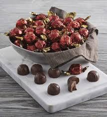 dark chocolate truffles 50 count