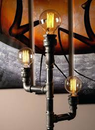 steampunk floor lamp medium size of floor pipe lamp unique steampunk black living room wall light how to make steampunk floor lamp