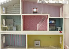 pink dolls house furniture. Lundby Before House Shot Pink Dolls Furniture