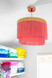 lighting lovely paper lantern chandelier