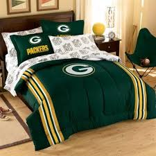green bay packers 7 piece full size