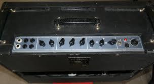 ac30. vox ac30 1968 panel ac30 c