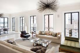 pendant lighting for high ceilings. modern living room with pendant light limestone floors high ceiling troy lighting uni for ceilings