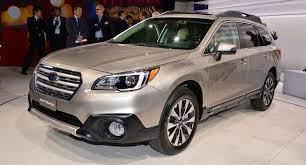 2015 Subaru Outback Redesign Cars Review 2015 2016