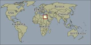 luxor looklex encyclopaedia Map Of The World Egypt find egypt on the world map map of the world with egypt located