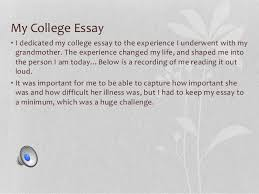 an experience that changed my life essay best life change quotes ideas how trump s win changed my deep south college