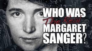 「Margaret Sanger」の画像検索結果