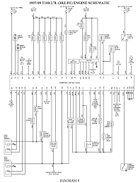 repair guides wiring diagrams wiring diagrams autozone com 1997 99 t100 2 7l 3rz fe engine schematic