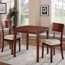 three piece dining set:  piece dining table designs dreamer