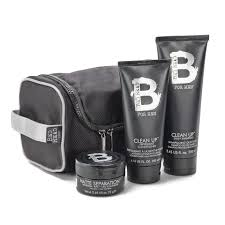 sorry unfortunately this is curly out of stock other customers purchased instead tigi bed head for men player gift set