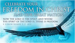 Christian Patriotic Quotes Best Of In Christ We Are Free From The Curse Of Lack Death Sin And