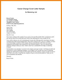 cover letter for applying sle cover letter