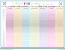 Free Printable Employee Weekly Work Schedule Fresh Free Weekly