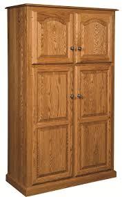 Kitchen Food Storage Cabinets Wooden Kitchen Pantry Storage