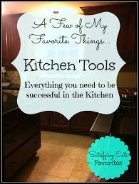 Essential Kitchen Appliances Kitchen Essentials