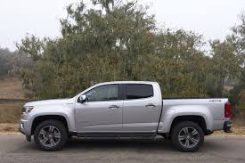 Updated 2017 Chevrolet Colorado Gets All-New 308HP V6 & 8-Speed Auto