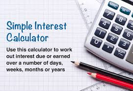 Simple Interest Calculator For Days Weeks Months And Years