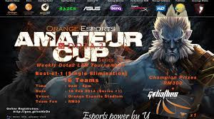 two dota 2 tournaments announced by orange esports gamersbook