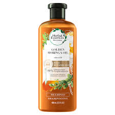 herbal essences bio renew golden moringa oil smoothing shoo 13 5 fl oz walmart