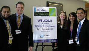 Haas Team Takes Second in Biotech Challenge | Haas News | Berkeley Haas
