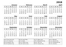 The Year Calendar The Year Calendar Under Fontanacountryinn Com