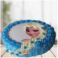 Send Anytimecakes Frozen Birthday Cake To Delhi Ncr Same Day