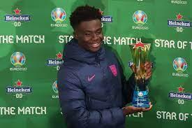 Arsenal: Bukayo Saka to shine for England in Euro 2020 final