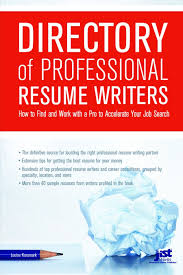 Directory Of Professional Resume Writers How To Find And Work