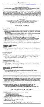 Associate Attorney Resume Litigation Attorney Resume Samples