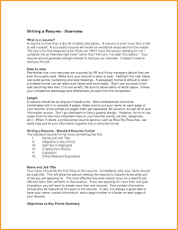 Whats A Resume Look Like Examples Look Like What Is In A Resume